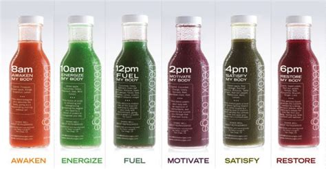 Explosion Detox Drink by Our Detox Juices 8 Am Awaken My Carrot Pineapple