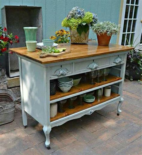 kitchen dresser ideas 25 best ideas about dresser kitchen island on pinterest
