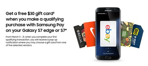 Samsung Pay Amazon Gift Card - samsung pay deal lands you 30 gift card for paying once droid life