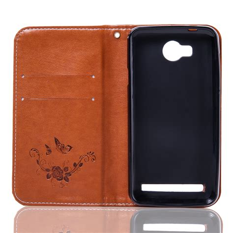 Casing Cover Huawei Y3 leather for huawei y3 ii flip cover for huawei y3ii 2 wallet phone cases fo cases covers