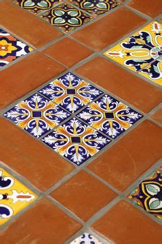 break the pattern en español mexican tile flooring home saltillo tile gallery design