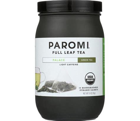 Paromi Tea Detox With Me by Paromi Tea