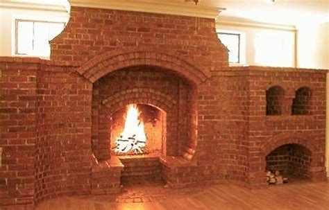 masonry fireplace plans corner fireplaces corner brick fireplace pictures