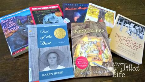 20 literature books for 7th graders my joy filled life 20 literature books for 7th graders my joy filled life