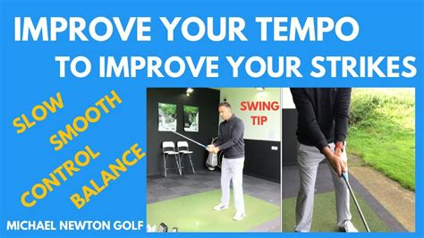 improve your swing improve your tempo ball striking golf swing tip mizuno