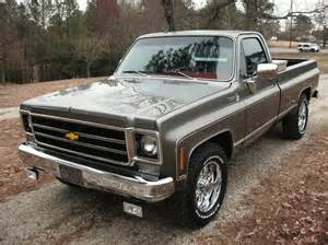 1978 chevy silverado cool stuff chevy gmc