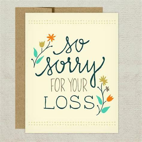sorry for your loss card template condolence card template gidiye redformapolitica co