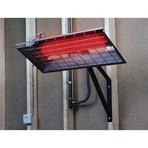 heater natural gas garage heater  btu model