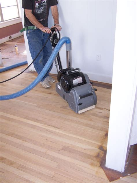 What Is Floor Sanding dustless hardwood floor refinishing pros cons