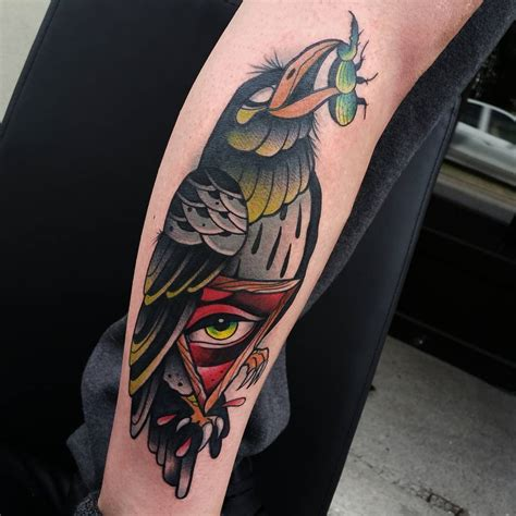 tattoo raven designs 75 best designs all meanings 2018