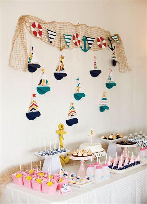 Let Me Sail Baby Blue Kemeja Putih Kawaii Seifuku Sailor Biru Pastel best 60 nautical sweet tables ideas decoration images on other