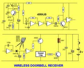 wiring diagram for doorbell lighted image