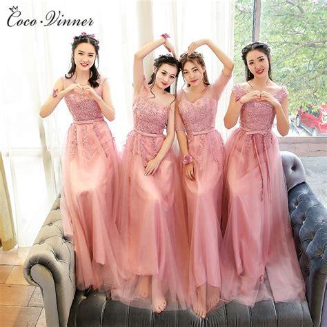 design dress bridesmaid muslimah aliexpress com buy c v 2017 bridesmaid dresses long