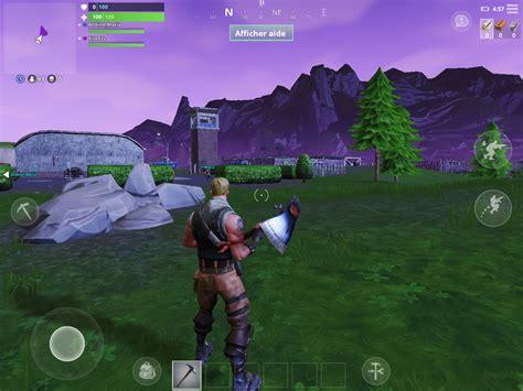 pubg mobile ou fortnite quel jeu mobile battle royale