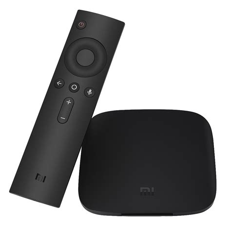 Xiaomi Android Tv Box official international version xiaomi mi box 4k h 265 android box