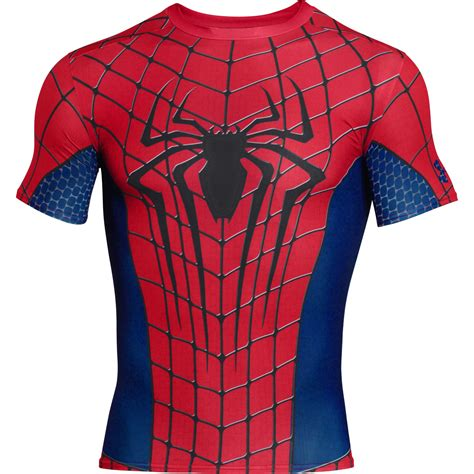 wiggle armour alter ego compression top amazing spider compression base layers