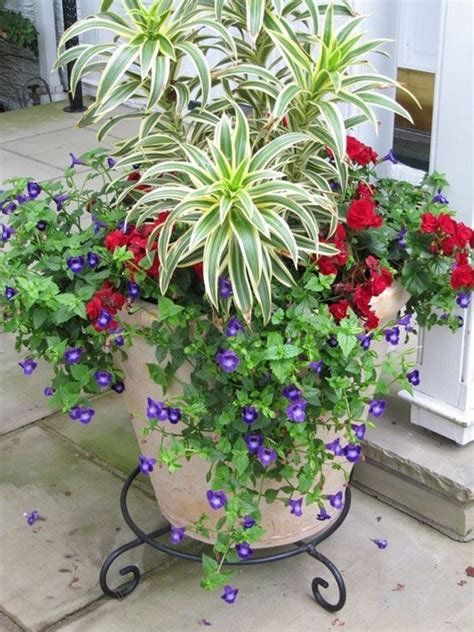 Container Flower Gardening Ideas 40 Creative Garden Container Ideas And Plant Pots