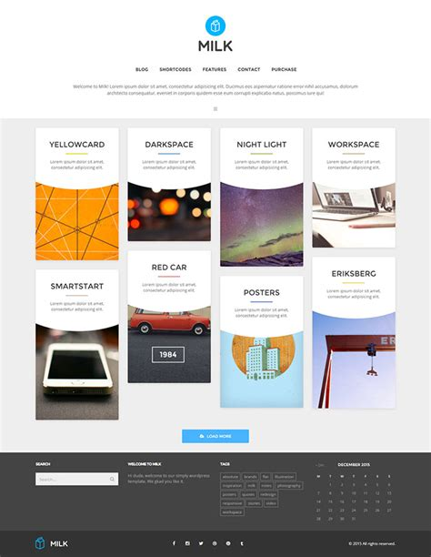 masonry layout gallery wordpress 21 masonry style layout wordpress themes web graphic