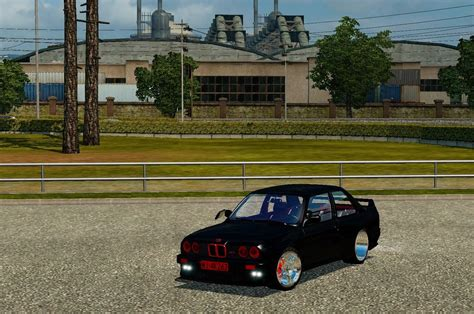 bmw interior mods bmw e30 interior v1 0 ets 2 mods truck