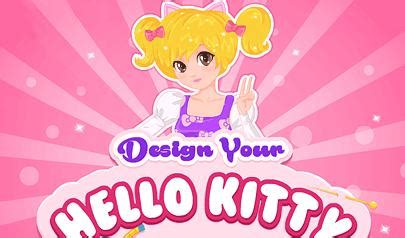 game design your hello kitty dress design your hello kitty dress il gioco