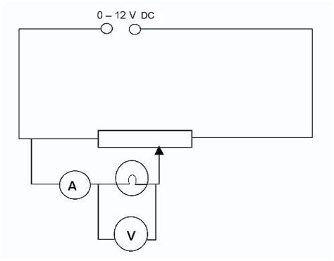 diode characteristics experiment circuit diagram i v characteristic of a semiconductor diode nuffield foundation