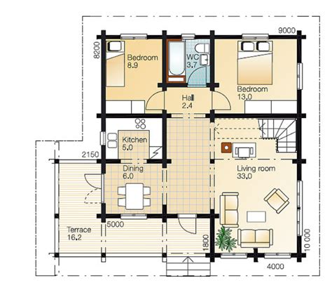 4 Bedroom Timber Frame House Plans by Pretty Timber Frame House With 4 Bedrooms Timber Frame
