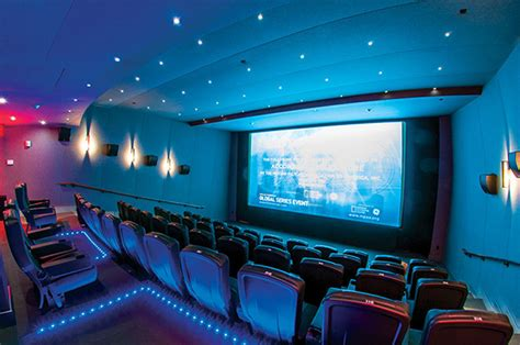 Plumb Theater by A Cinematic Toast Inside Landmark S New Atlantic Plumbing