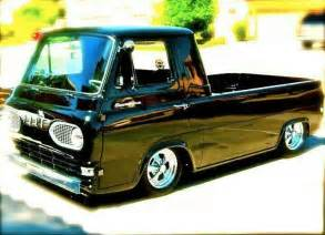 60s Ford Truck 60s Econoline Truck Autos Post