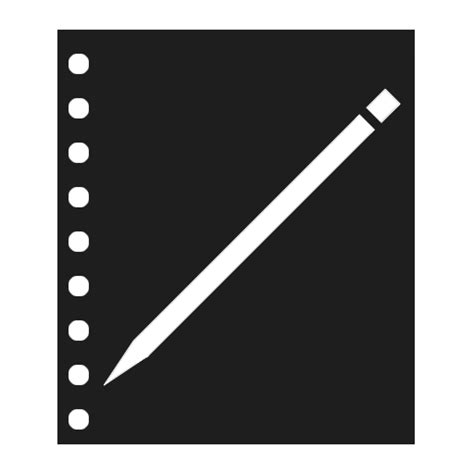 sketchbook icon sketchbook icon by zkiuruse