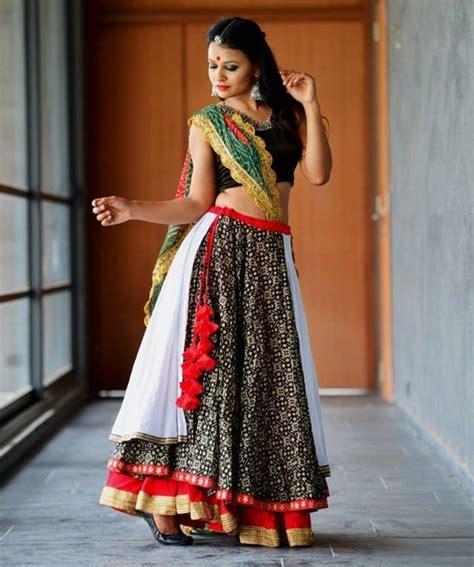 chaniya choli blouse designs  navratri