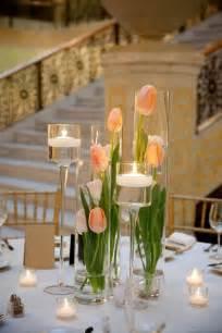 Vases De Cristal Para Centros De Mesa Ideas Para Centros De Mesa Para Bodas Con Tulipanes