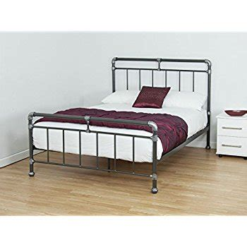 amazon beds snuggle beds thor 4ft small double bed frame amazon co uk
