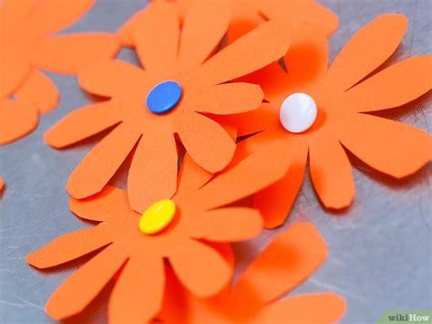 Plants Used To Make Paper - 3 modi per realizzare fiori di carta in casa wikihow