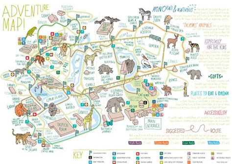 zoo layout design chester zoo map map layout and design for chester zoo