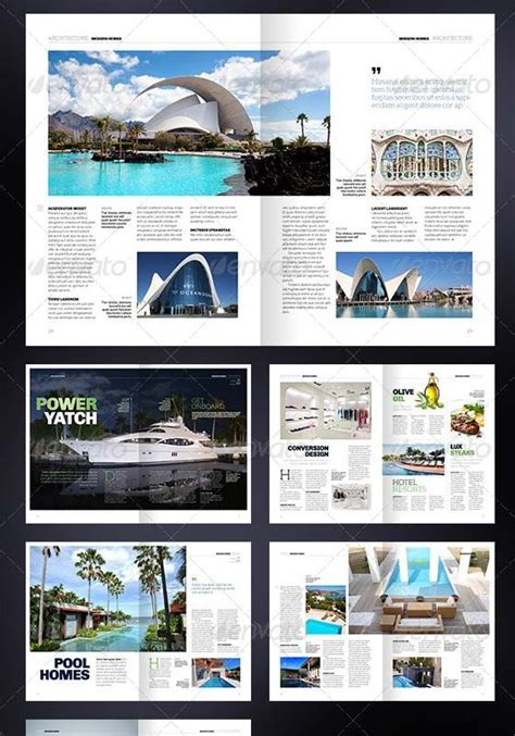 magazine layout en espanol 1000 images about yearbook layout inspiration on