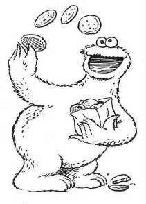 pics photos sesame street coloring pages