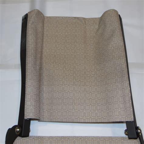Sunset Swing Seat Fabric Panel Total Comfort Swings