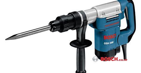 Bor Bobok Bosch Bosch Power Tool Mesin Bobok Pahat Beton Sds Max