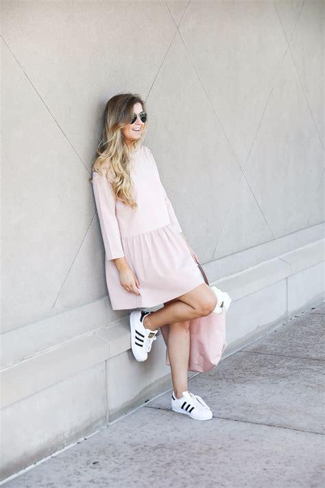 casual drop waist dress ootd       doubting  daily dose  charm