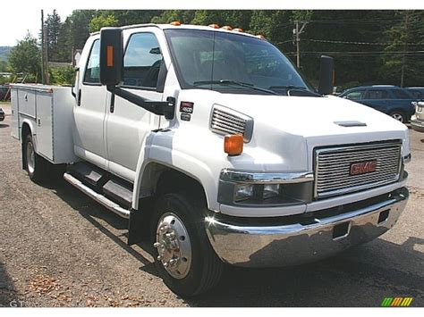 2004 gmc c4500 summit white 2004 gmc c series topkick c4500 crew cab