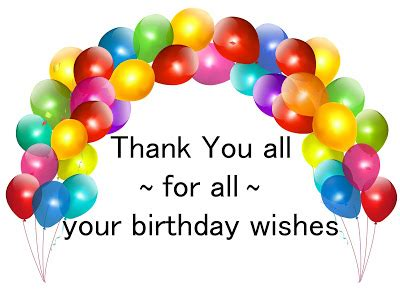 thank you for the birthday wishes images thank you everyone for the birthday wishes thank you