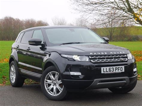 range rover evoque pure tech used 2013 land rover range rover evoque 2 2 sd4 pure tech