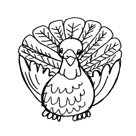 turkey line art cliparts co turkey line art cliparts co