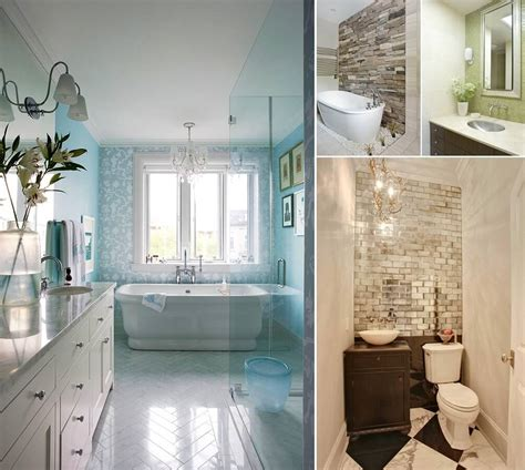 amazing accent wall ideas   bathroom