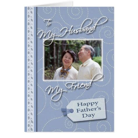 S Day Card From Husband Templates s day my husband photo card template zazzle