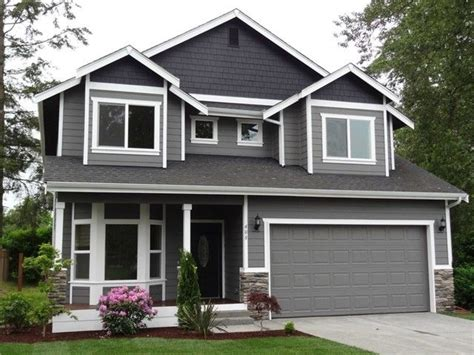grey house colors best 25 exterior house colors ideas on pinterest home