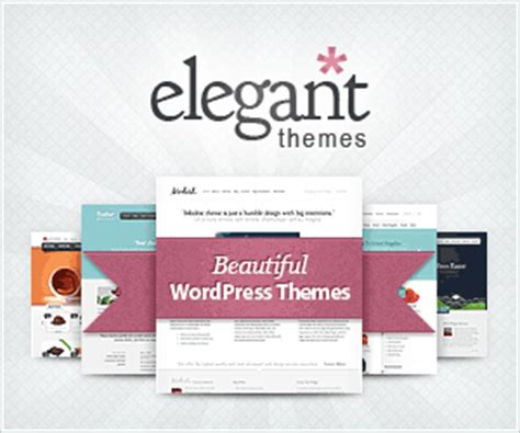 elegant themes custom list best premium wordpress themes to make your site stand out