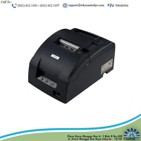 Printer Epson Tmu 220 printer epson tmu 220a toko komputer rakitan harco