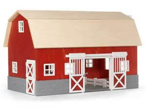 Barns For Kids Schleich Big Red Barn