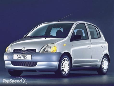 2006 Toyota Yaris 2006 Toyota Yaris Picture 16362 Car Review Top Speed